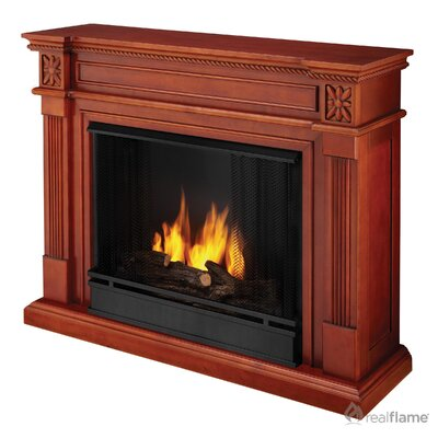 Real Flame Elise Ventless Gel Fuel Fireplace