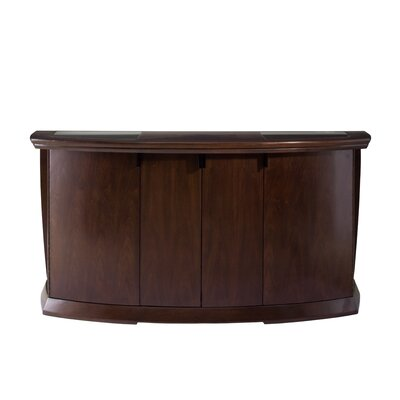 Brownstone Furniture Luna Server