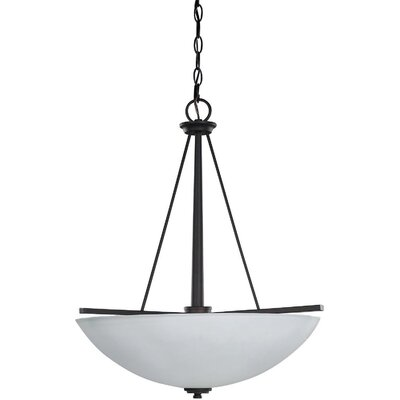 Canarm New Yorker 3 Light Chandelier