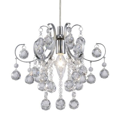 Canarm Tessa 1 Light Pendant