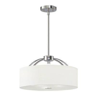Emilie 3 Light Chandelier