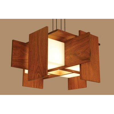Cerno Muto 5 Light Pendant