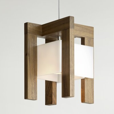 Cerno Laurus 1 Light Extended Pendant