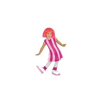 Disguise Costumes Lazy Town Stephanie Costume