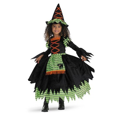 Disguise Costumes Story Book Witch Costume