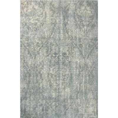 MevaRugs Medallion Grey Rug