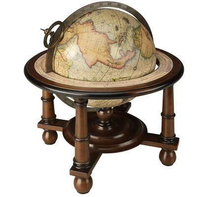 Authentic Models Navigator's Terrestrial Globe Model