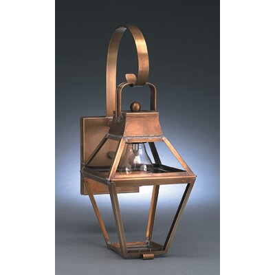 Northeast Lantern Uxbridge Medium Base Sockets Bracket Wall Lantern