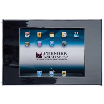 Premier Mounts Protected Fully Enclosed for iPad 2 Mounting Frame