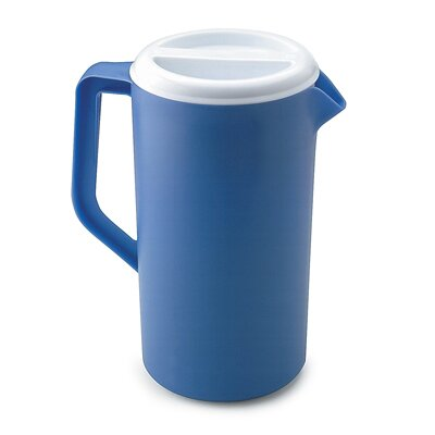 Rubbermaid Commercial Products Plastic Three-Way-Lid Pitcher