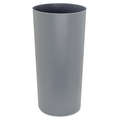 Rubbermaid Commercial Products Rigid Liner in Gray