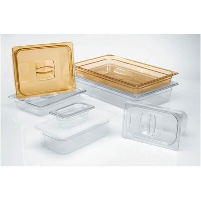 "Rubbermaid Commercial Products 6 Space Cold Food Pan (6"" depth)"