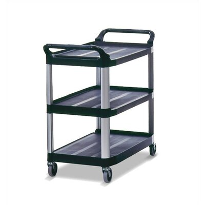Rubbermaid Commercial Products Open Sided Utility Cart