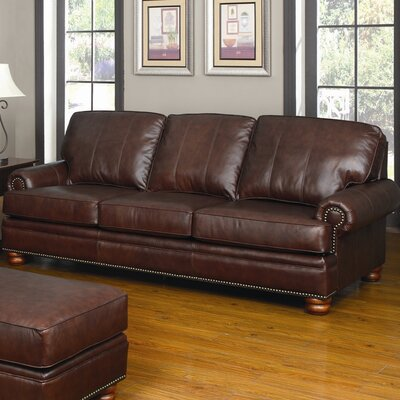 Charles Schneider Furniture Juno Leather Sofa