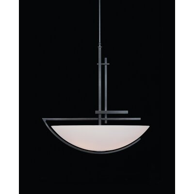 Hubbardton Forge Ondrian 3 Light Inverted Pendant