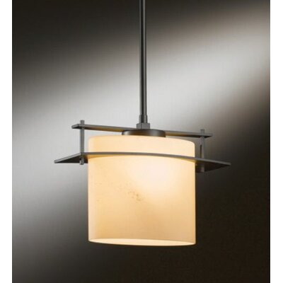 Hubbardton Forge Arc Ellipse Medium 1 Light Drum Pendant