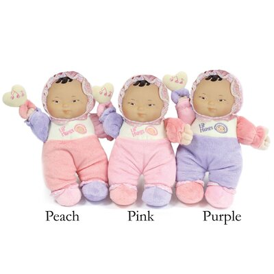 JC Toys Lil' Hugs - Asian Doll