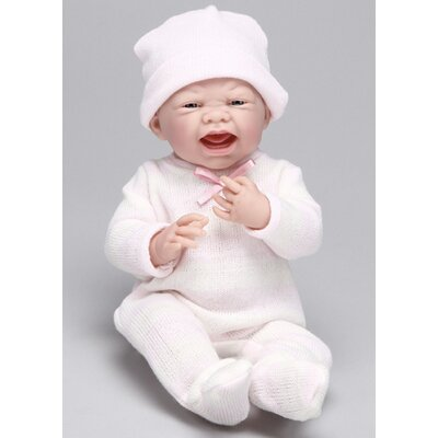 "JC Toys 15"" La Newborn (Real Girl!)"