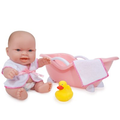 JC Toys Lots to Love with Bathtub Doll