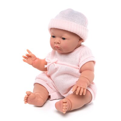 JC Toys Berenguer Boutique Lily Knit Girl Doll
