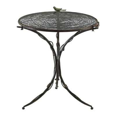 Cyan Design Bird Bistro Table in Muted Rust