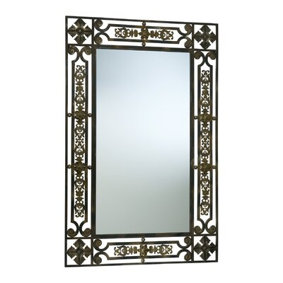 Cyan Design Kelbrook Mirror in Charcoal