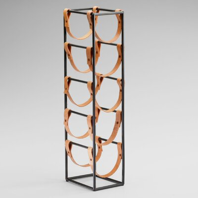 Cyan Design Brighton 5 Bottle Wine Rack