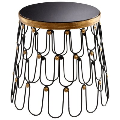 Cyan Design Fenton Table in Gold / Black