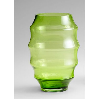 Small Avon Vase in Green