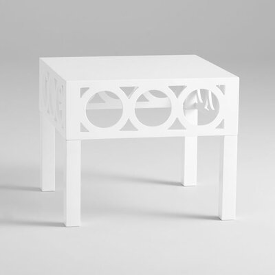 Cyan Design Balbo End Table