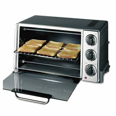 Delonghi Convection Toaster Oven with Rotisserie