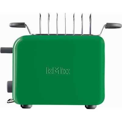 DeLonghi kMix 2-Slice Toaster in Green
