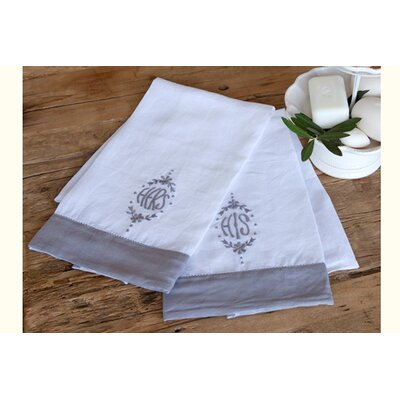 Pom Pom At Home His/Hers Hand Towel (Set of 2)
