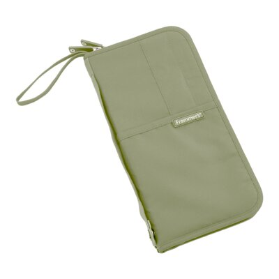 Frommer's Foxtrot Travel Wallet