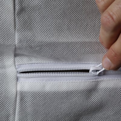 Southern Textiles Polypropylene Nonwoven Zippered Box Spring Encasement