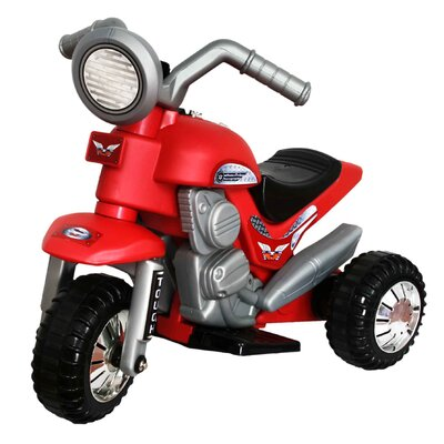 Merske LLC 6V Mini Ride On Kids Motorbike