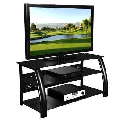 "EXP EXP Entertainment 42"" Chic Flat Panel Plasma LCD TV Stand"