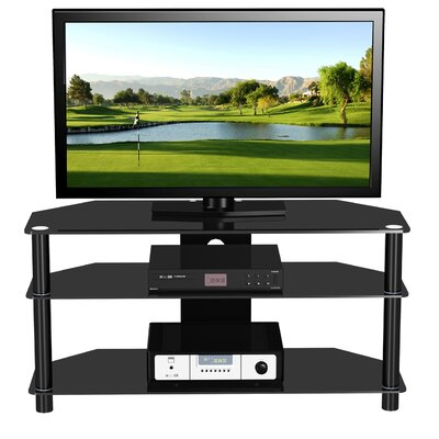 "EXP EXP Entertainment 40"" Plasma LCD HD TV Stand"
