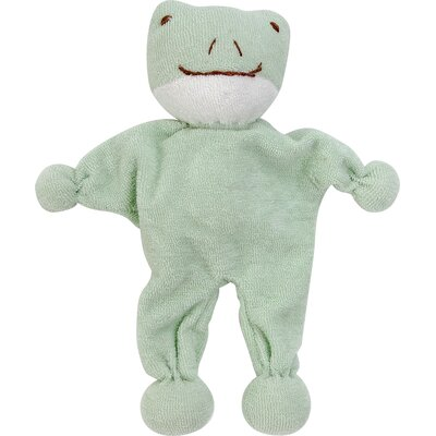 Under the Nile Eco Toys Frog Toy in Green