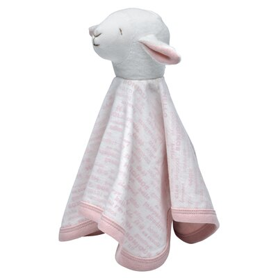 Under the Nile Hello Goodbye Print Sleep Sheep Toy