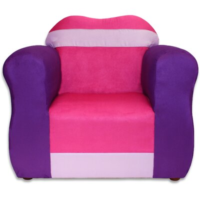 Fantasy Furniture The Great Microsuede Kid's Chair