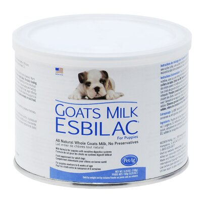 Pet AG Goat's Milk Esbilac Powder for Puppies