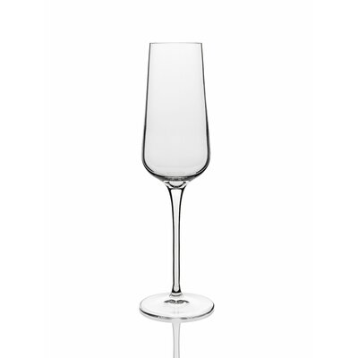 Luigi Bormioli Intenso Champagne Flute Glass (Set of 6)