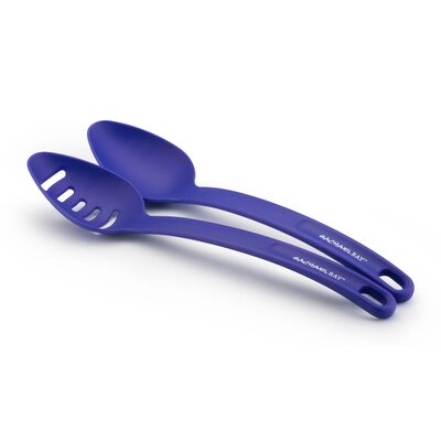 Rachael Ray Tools 2-Piece Spoon Set in Blue