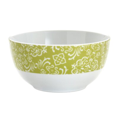 Rachael Ray Dinnerware Curly-Q Cereal Bowl (Set of 4)