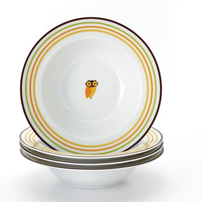 Rachael Ray Little Hoot Pasta Bowl (Set of 4)