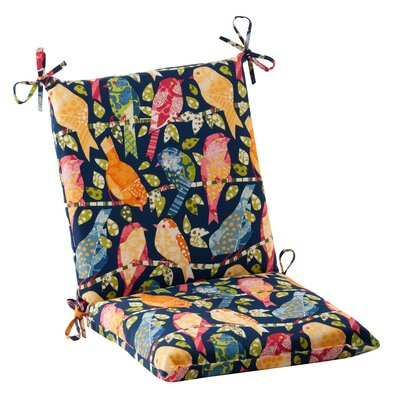 Pillow Perfect Ash Hill Chair Cushion