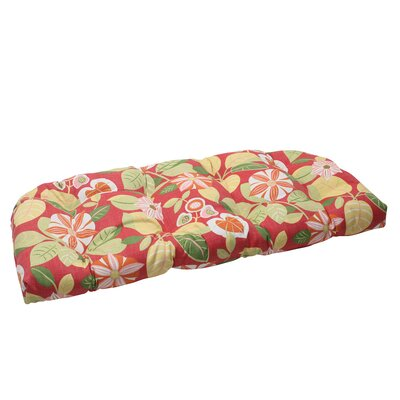 Orient Wicker Loveseat Cushion