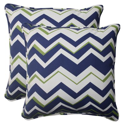 Pillow Perfect Tempo Corded Throw Pillow (Set of 2)