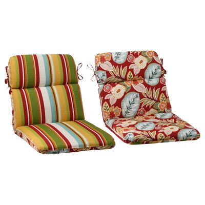 Marlow / McCoury Reversible Chair Cushion